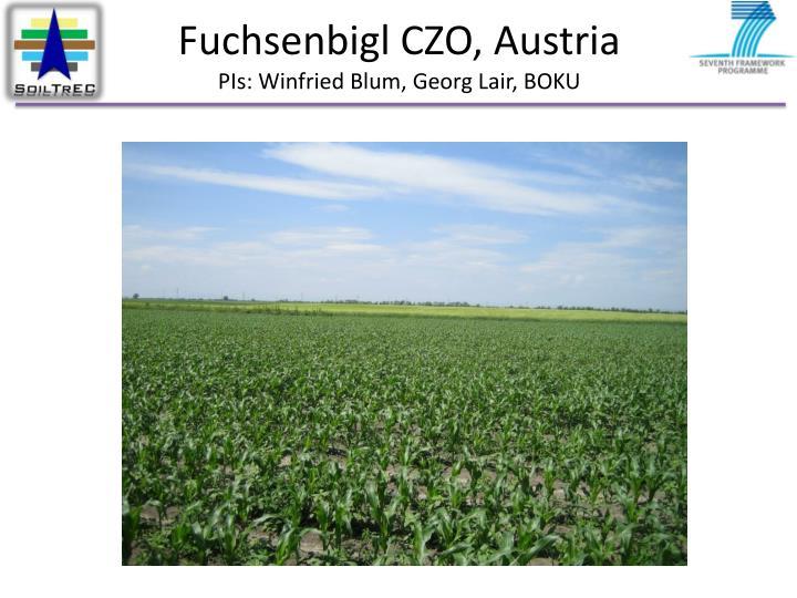 Fuchsenbigl CZO, Austria