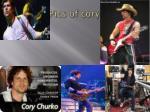 pics of cory