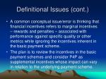 definitional issues cont1