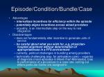 episode condition bundle case