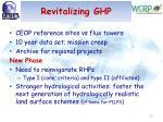 revitalizing ghp