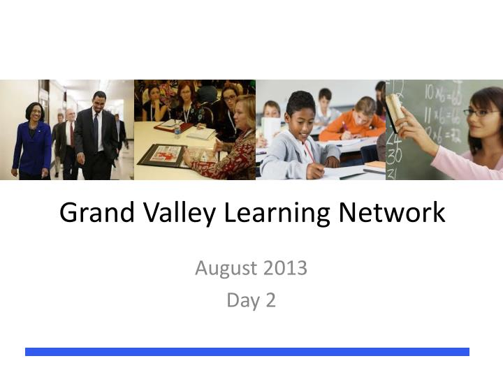 grand valley learning network n.