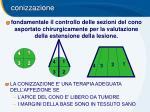 conizzazione1