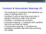 constant nonconstant meanings 5