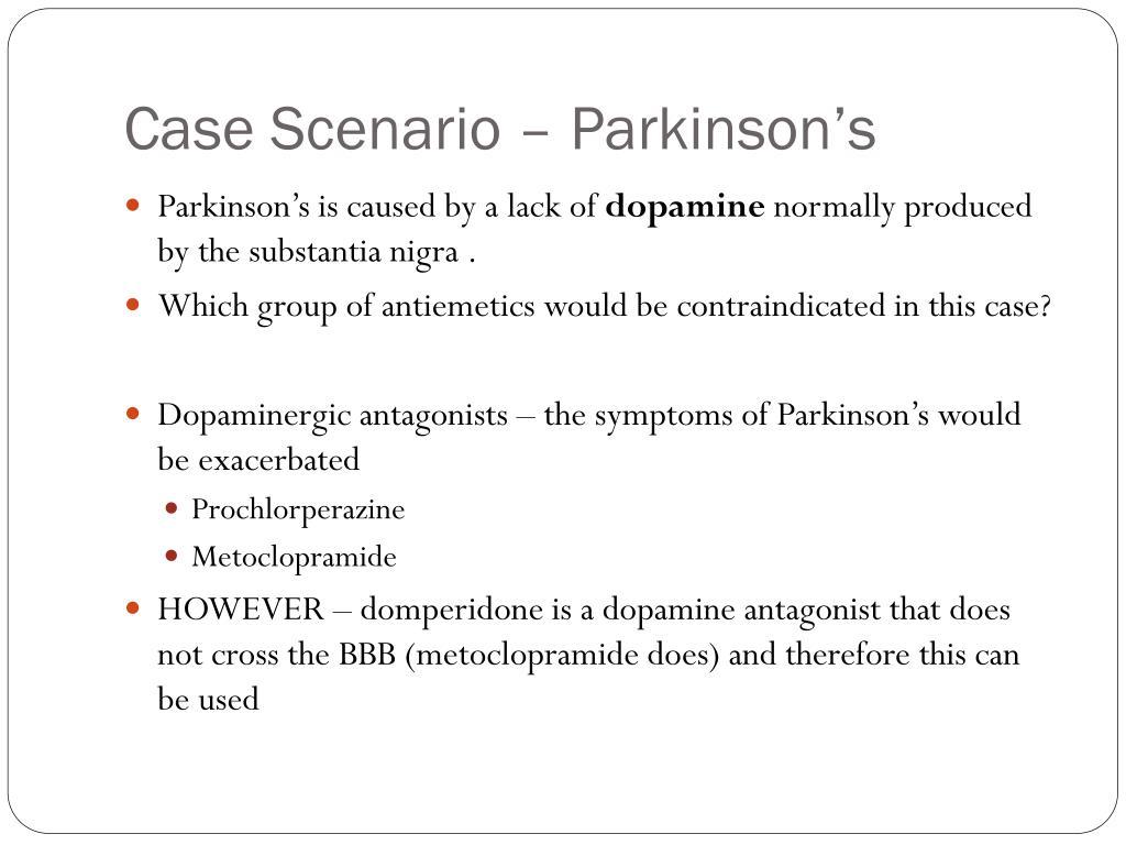 PPT - Anti-emetics PowerPoint Presentation - ID:2245042