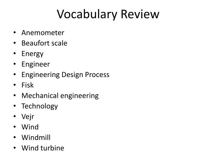Ppt Lesson 1 Part 2 Powerpoint Presentation Id2245044. Vocabulary Review. Worksheet. Energy Vocab Worksheet At Clickcart.co