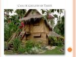 casa de gauguin en tahit