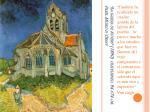la iglesia de auvers 1890 leo lienzo 94 x74 cm par s museo d orsay