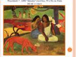 pasatiempo 1892 arearea leo tela 75 x 94 cm par s mus e d orsay