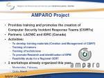 amparo project