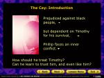 the cay introduction3