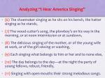 analyzing i hear america singing1