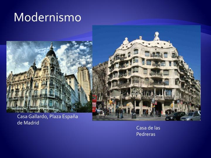 Modernismo