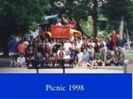 picnic 1998