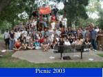 picnic 2003