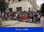 picnic 2006