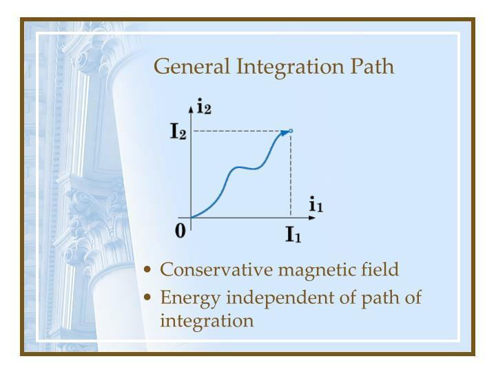 General integration path