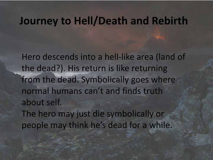 Journey to Hell/Death and Rebirth