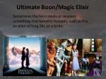 ultimate boon magic elixir