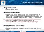 production evolution5