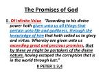 the promises of god11