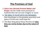 the promises of god4