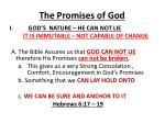 the promises of god5