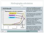 hydrographs calculation1
