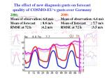 the effect of new diagnosis gusts on forecast quality of cosmo eu s gusts over germany1