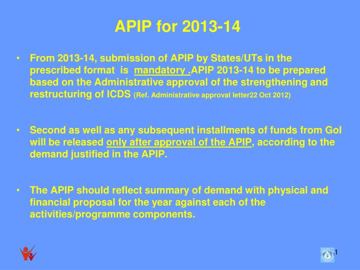 apip for 2013 14 n.