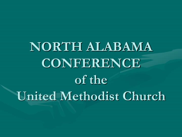 north alabama conference of the united methodist church n.