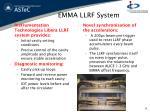 emma llrf system
