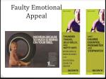 faulty emotional appeal