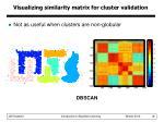 visualizing similarity matrix for cluster validation4