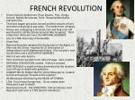 french revolution1
