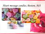 heart message candies boston ma