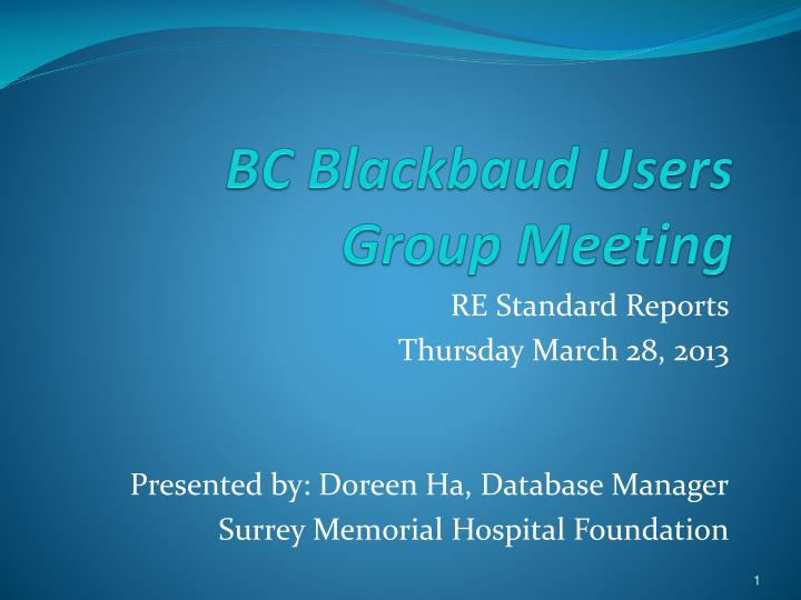 bc blackbaud users group meeting n.