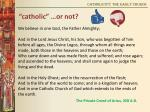 catholicity the early church18