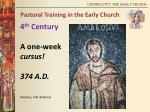 catholicity the early church31