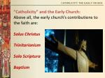 catholicity the early church48