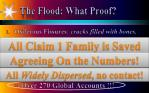 the flood what proof