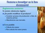factores a investigar en la fase documental1