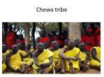 chewa tribe