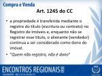 art 1245 do cc