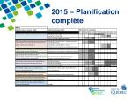 2015 planification compl te