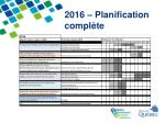 2016 planification compl te