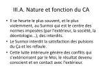 iii a nature et fonction du ca2