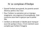 iv le complexe d oedipe13