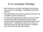 iv le complexe d oedipe20