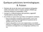 quelques pr cisions terminologiques b pulsion11